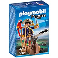 Playmobil 6684 Pirate Captain