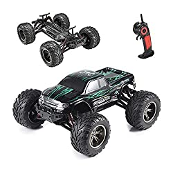 Hosim S911 1 12 2WD 33 MPH High Speed Remote Control Off Road Cars Classic Toys Hobby Green
