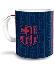 """FC Barcelona Tasse à café """"armoiries Barca Porcelaine Tasse Fan"""