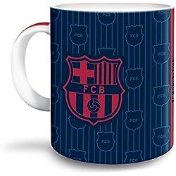 "'FC Barcelona Taza de café ""Escudo Barca Porcelana Taza Fan Artículo..."