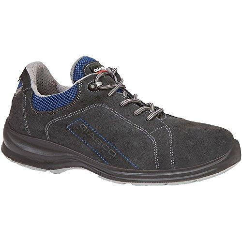 Giasco 93T25C47 Kayak Chaussures de sécurité bas S3 Taille 47 Gris/Bleu