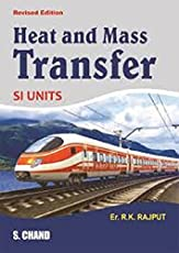 Heat and Mass Transfer SI Unit