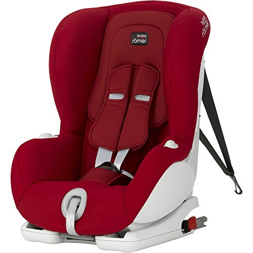 Britax Versafix Flame Red