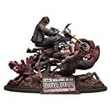 The Walking Dead TV Daryl Dixon Statue