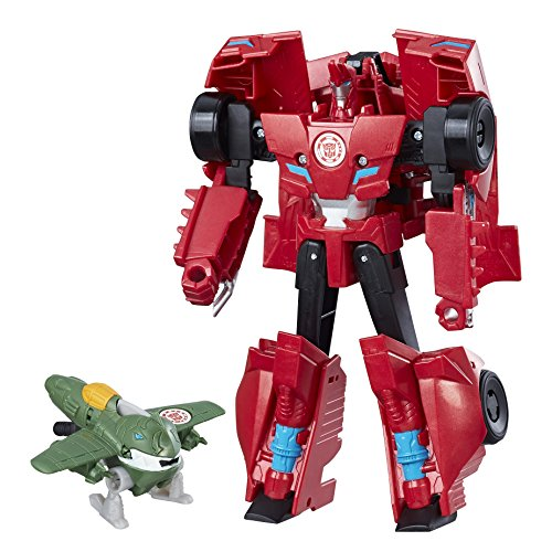 Transformers RID Combiner Force Activator Combiners Sideswipe and Great Byte Toy
