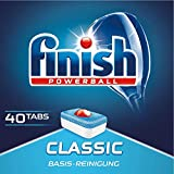 Finish Classic 40 Tabs 7 er Pack (7 x 40 Tabs)