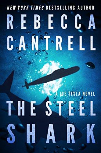 Buchseite und Rezensionen zu 'The Steel Shark' von Rebecca Cantrell