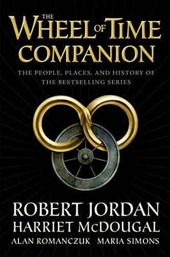 The Wheel of Time Companion: The People, Places, and History of the Bestselling Series (Wheel of Time (Paperback))