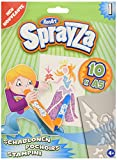 Universal Trends RA22011 - Sprayza Schablonen-Set, sortiert