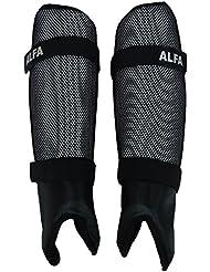 Alfa Hockey tibias Poids léger Incassable PVC Matériel cheville manches - Choisir la taille