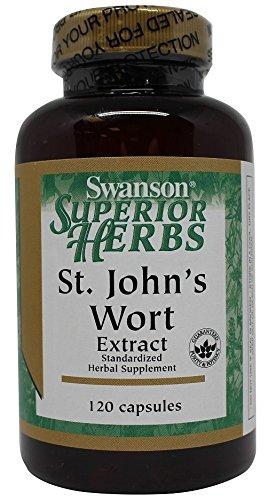 St. John's Wort Extract - 120 caps