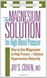 Image de The Magnesium Solution for High Blood Pressure