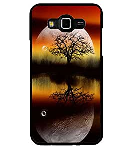 ColourCraft Night Vision Design Back Case Cover for SAMSUNG GALAXY GRAND 3