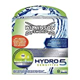 Wilkinson Sword Hydro 5 Sensitive Rasierklingen Klingen