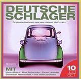 Deutsche Schlager - Originalaufnahmen aus den Jahren 1910-1951 -