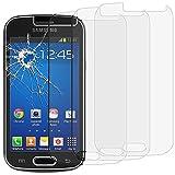 ebestStar - Compatible Pack x3 Verre trempé Samsung Galaxy Trend Lite S7390 S7392...