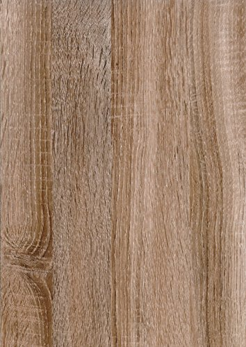 d-c-fix Sticky Back Plastic (self adhesive vinyl film) Woodgrain Sonoma Oak Light...