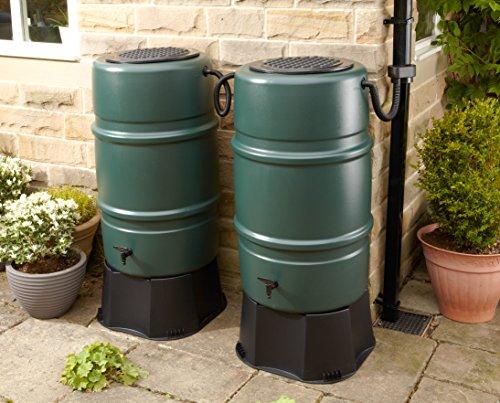 Harcostar-227-litre-Water-Butt-Raintrap-Diverter-Stand