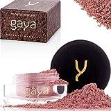 Gaya Cosmetics Bronzer Puder Highlighter - Veganes Gesichtspuder Makeup Contour Shimmer Powder für alle Hauttypen (MB3 Shade)