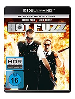 Hot Fuzz (4K Ultra HD) (+ Blu-ray 2D)