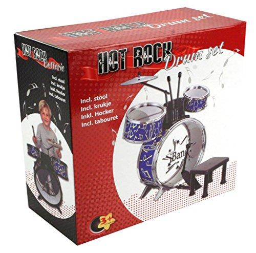 Speelgoed S0192/68028B - Schlagzeug mit Hocker Preisvergleich