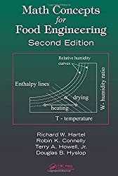 Math Concepts for Food Engineering, Second Edition