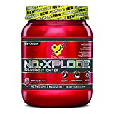 BSN No-Xplode 3.0 1kg,Most powerful all-in-one pre-workout formula (Fruit Punch)