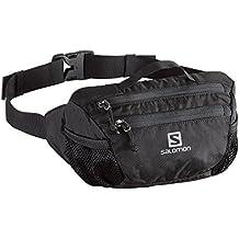 Salomon Bag Rucksack Tasche Trink Icon Belt - Mochila, color negro, talla 15.0 x 23.0 x 9.0 cm, 2 l