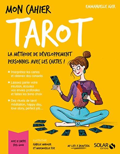 Mon cahier Tarot par  Emmanuelle IGER