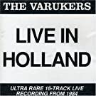 Live in Holland by Varukers (2001-01-01)