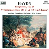 Haydn- Symphonies Nos 70, 71 & 73