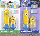Minion Electric Eraser with Comes with 1...