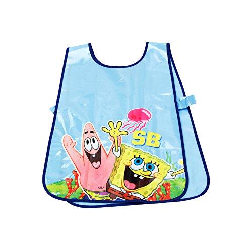 Arditex 007661Schürze PVC blau 37x 50cm (Spongebob Schwammkopf Kostüm Kinder)