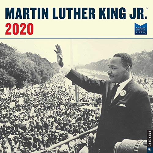 Martin Luther King, Jr. 2020 Wall Calendar