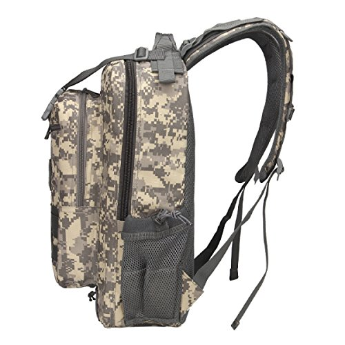 OGERT All'aperto Alpinismo Viaggio Zaino,Brown Gray