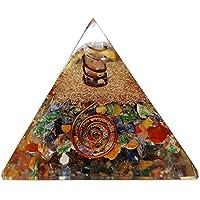 Multicolor Energetische Pyramide für Heilung Kristalle Reiki Home Decor/Office Decor/POSITIVE Energie preisvergleich bei billige-tabletten.eu