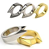 #7: Generic Unisex Safety Survival Finger Defense Ring Tool-parent