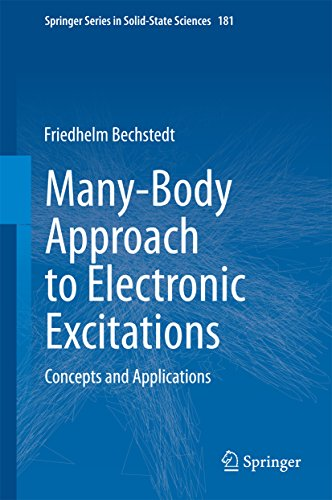 Many-Body Approach to Electronic Excitations: Concepts and Applications (Springer Series in Solid-State Sciences)