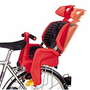 Deluxe Bicycle Child Seat Cs001 With 26 Inch Alloy Rack