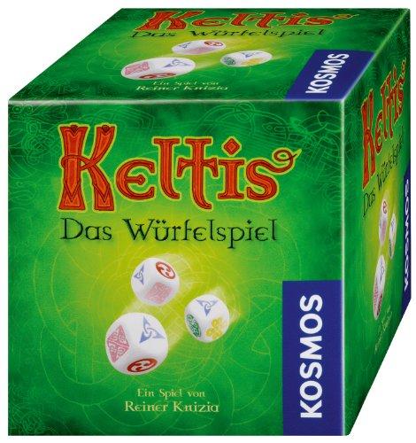 Kosmos 6995810 - Keltis: Das Würfelspiel