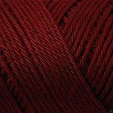 Caron einfach soft Acryl Aran Strickgarn Wolle Garn 170g -9762Burgund