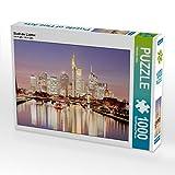 Stadt der Lichter 1000 Teile Puzzle quer