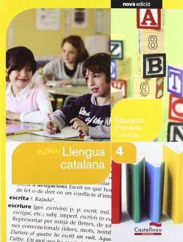 Nou llengua catalana 4t (projecte salvem la balena blanca) (libros de texto)