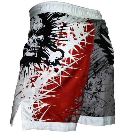 Pro Fight Gear MMA UFC MMA Grappling Fusion Stretch Training Shorts