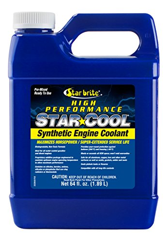 star-brite-33264-star-cool-hi-perf-extended-life-pg-coolant-50-ready-to-use-64-oz
