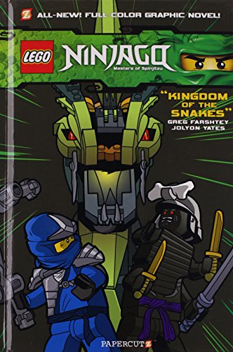 Kingdom of the Snakes (Lego Ninjago)