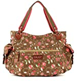 Oilily Dunga Baby Bag Coffee