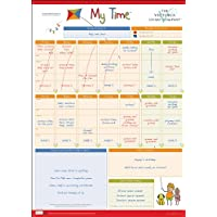 My Time Chart Supporting Children Through their Parents Divorce / Separation, bring structure and routine to family life. 4 yrs+ (24 x 17 inches)
