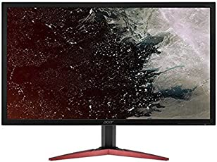 Acer 28 inch (71.12 cm) 4K Monitor - 3840 X 2160 Resolution, AMD Free Sync Technology, 2 X HDMI and Display Port, Stereo Speakers - 281K