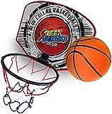 TwitFish - Mini Basketball set - Portable Basket Ball Hoop -